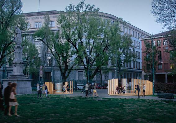 """Design Week: il 9 aprile """"Facciamo Piazza"""", una grande inaugurazione pubblica per la rinascita della Vetra"""