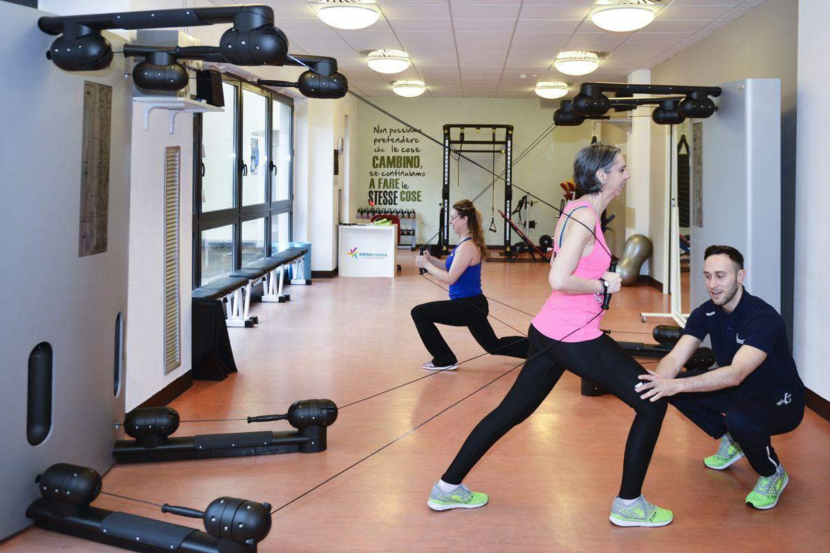 Lo sport per tutti: l'Energy Center di Villaggio Amico alla Festa dello Sport di Cernobbio