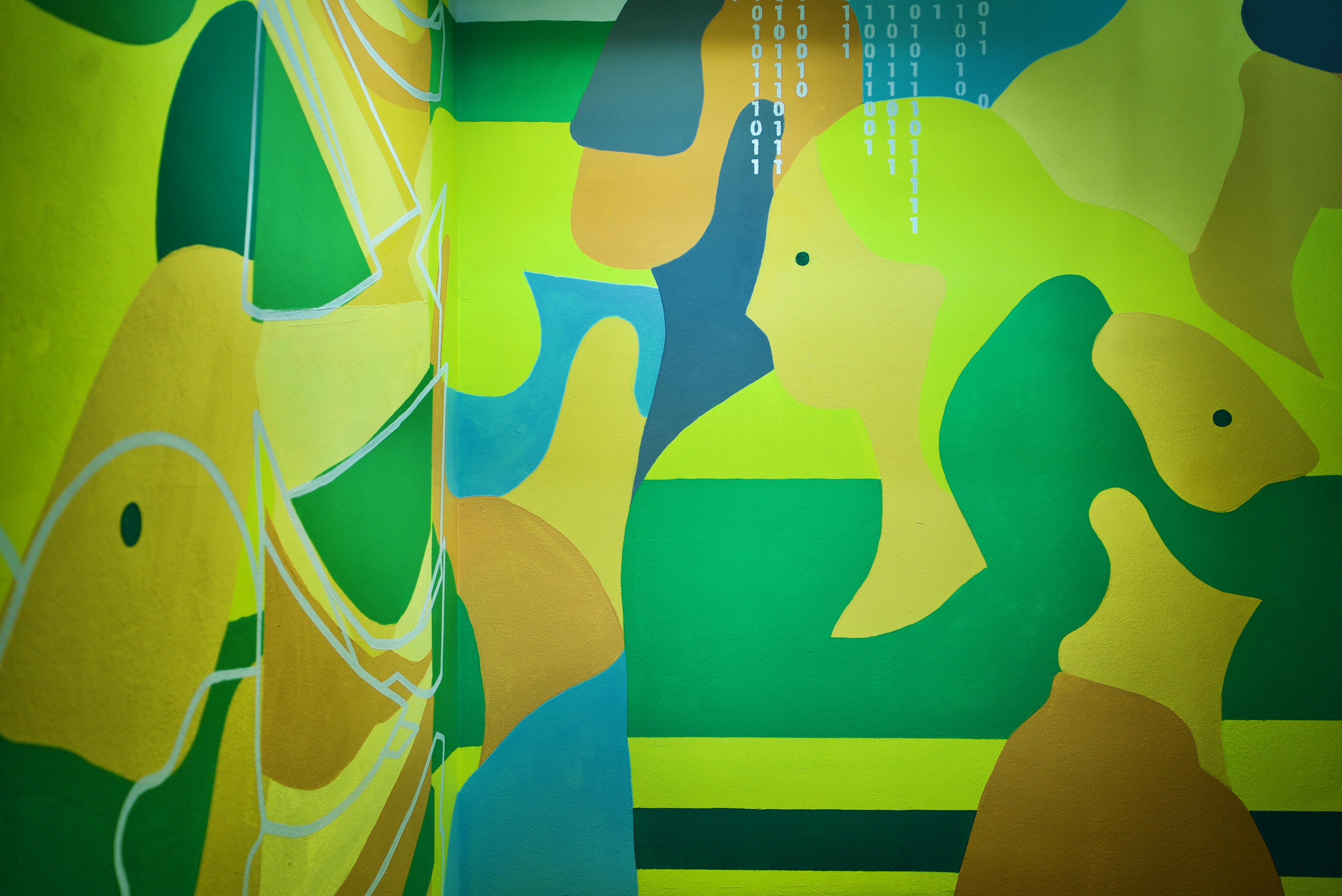 La street art entra in Sorgenia con Orticanoodles