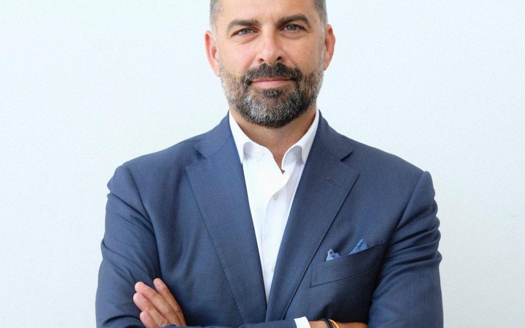 Davide Arduini, Presidente Acqua Group e Vice-Presidente UNA,  giurato agli IMC European Awards 2019