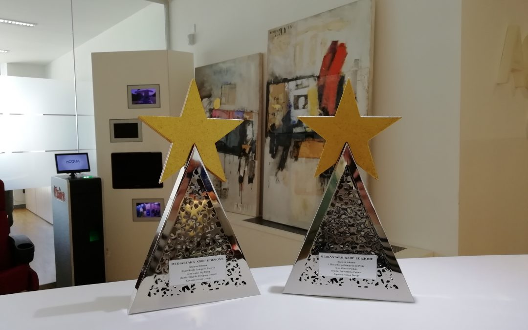 Mediastars XXIII: nuove stelle per Acqua Group