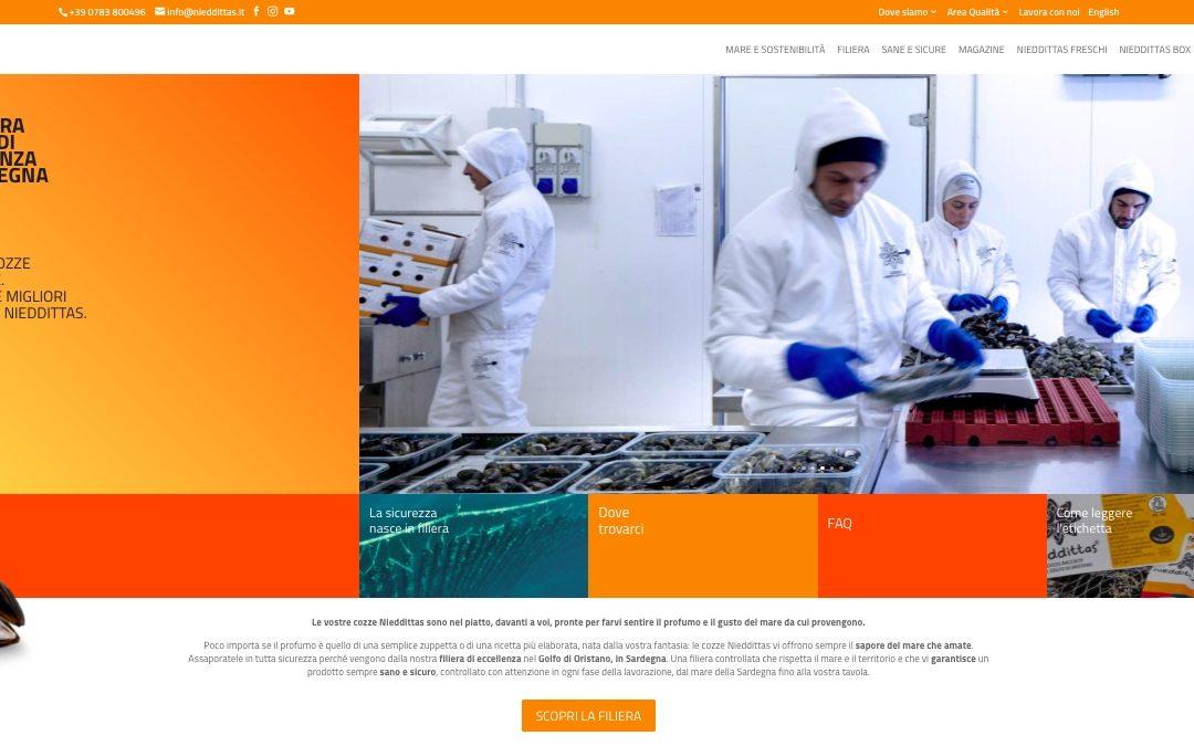 Nieddittas, un nuovo sito e un magazine online per raccontare la filiera di eccellenza del Golfo di Oristano
