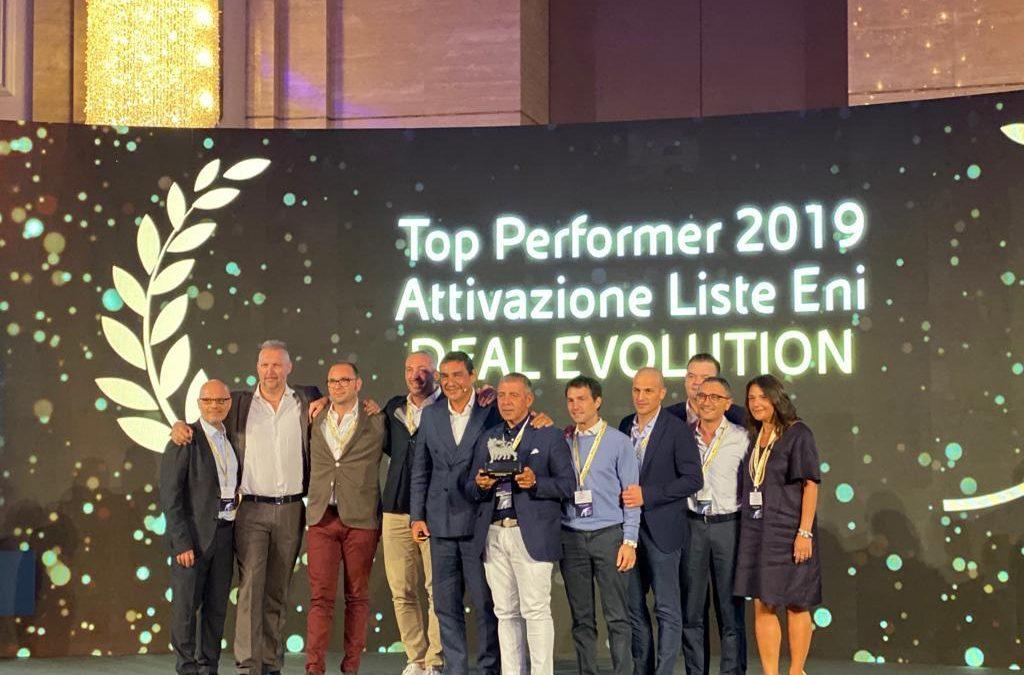 Top Performer 2019: Eni Gas e Luce assegna un nuovo riconoscimento al Gruppo AQR