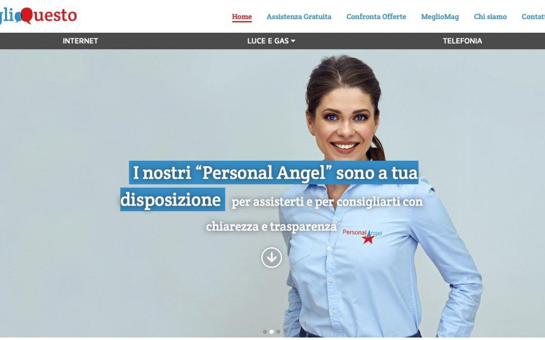 Gruppo AQR lancia MeglioQuesto.it: il primo sito di comparazione con assistente personalizzato non virtuale