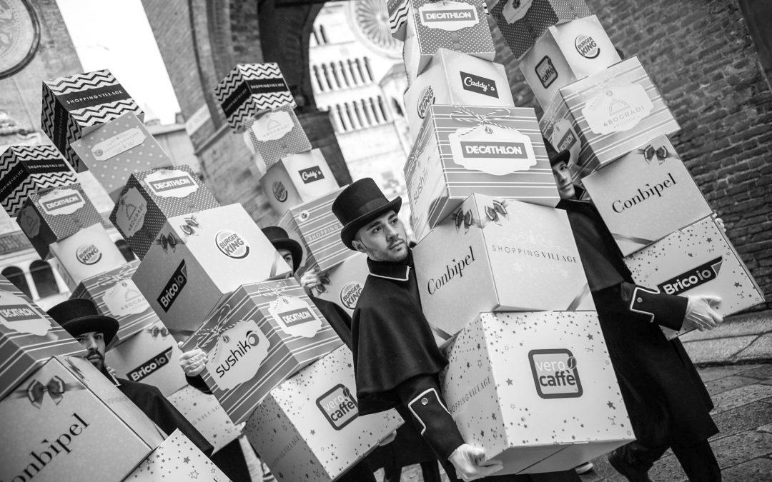 "Acqua Group presenta ""The shopping invasion"""