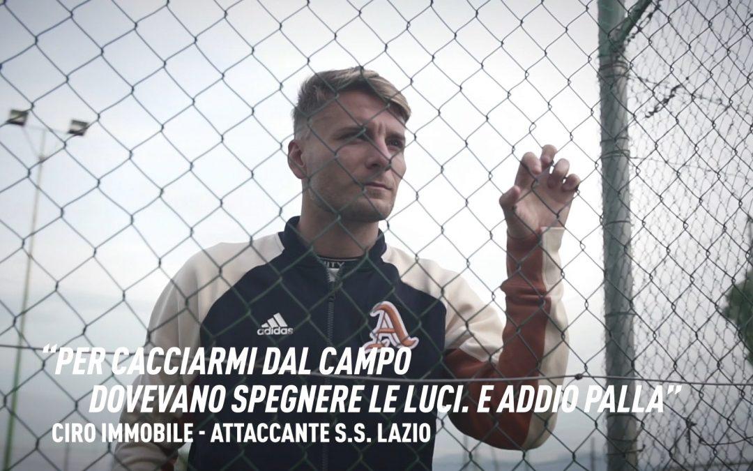 5 campioni di Serie A tornano sui campetti di strada per raccontare come hanno iniziato a giocare