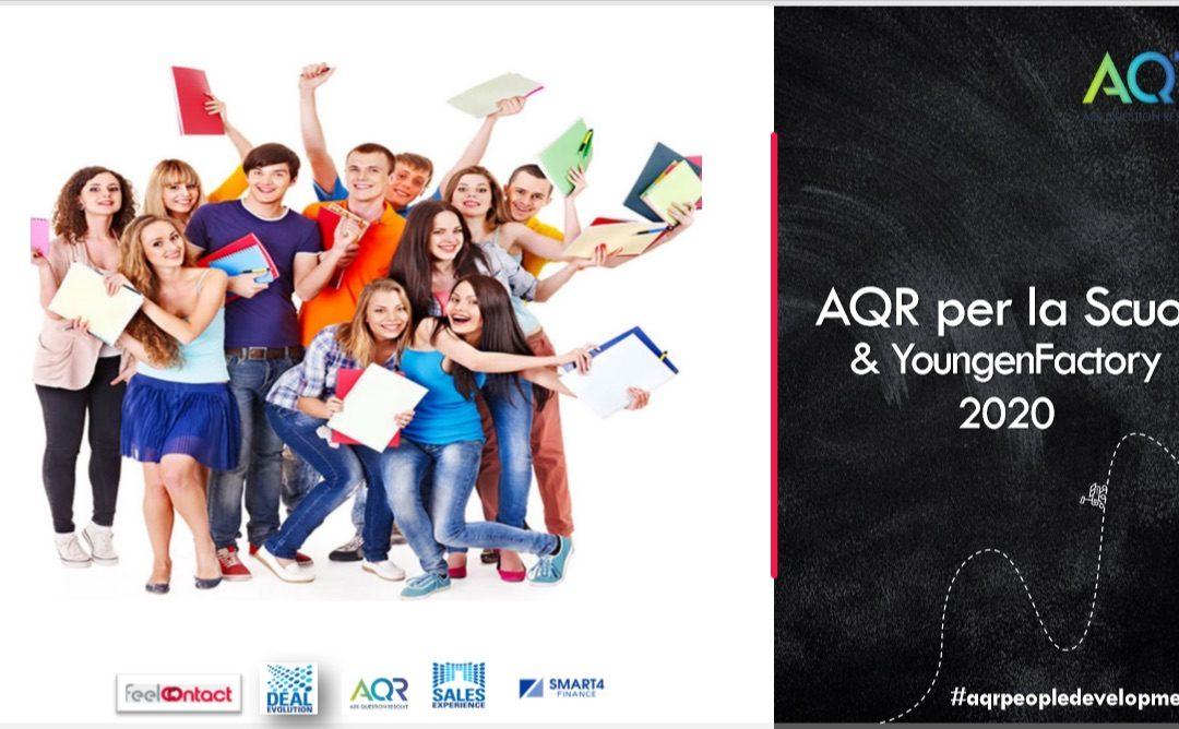 Scuola e lavoro più vicini grazie al progetto di orientamento e formazione del Gruppo AQR
