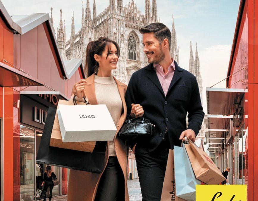 Acqua Group va all'outlet con Scalo Milano Outlet & More