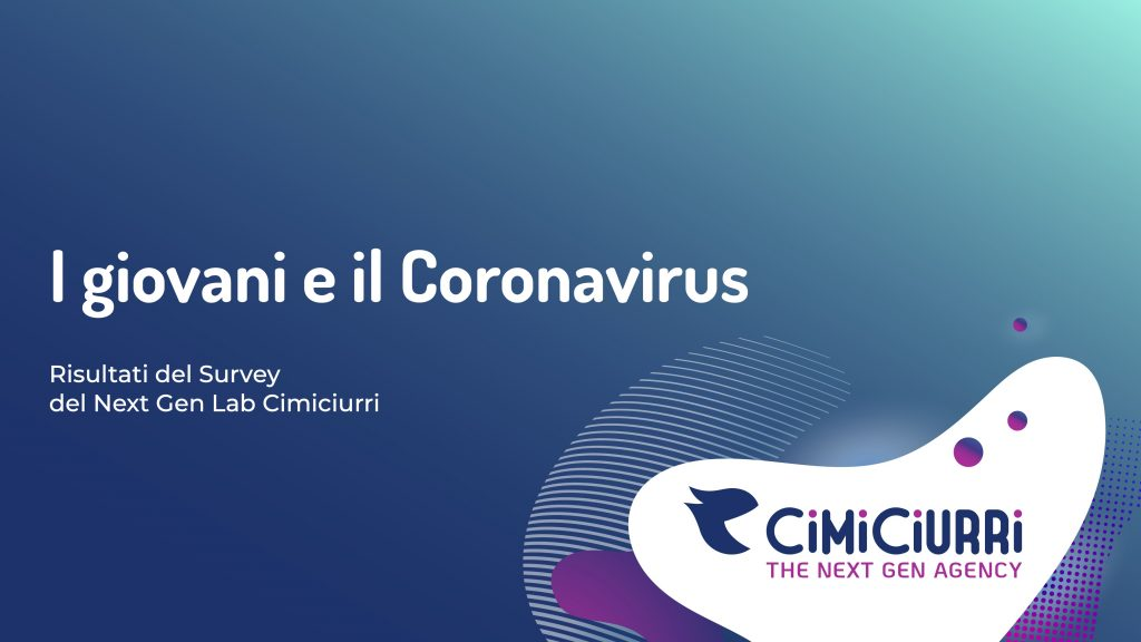 Survey Coronavirus NextGenLab Cimiciurri (trascinato)