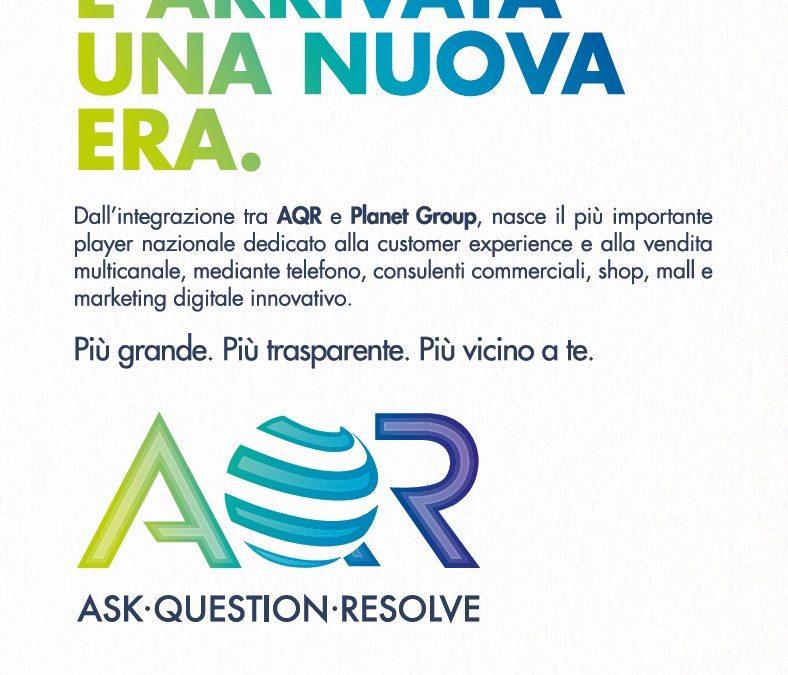 Acqua Group presenta Gruppo AQR