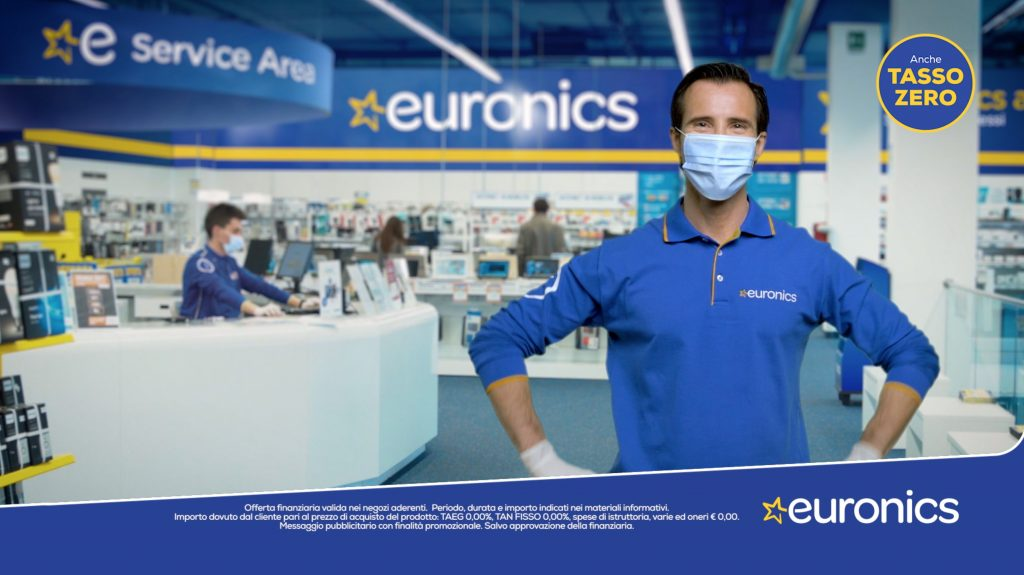 Euronics spot