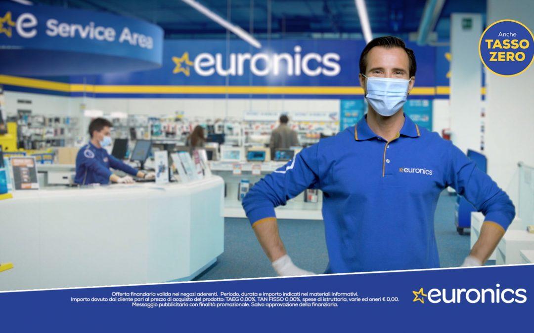 """Acqua Group presenta """"Noi come voi"""" di Euronics"""