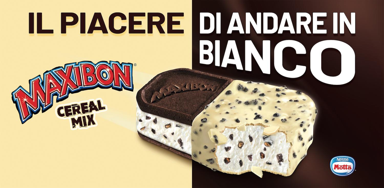 Il piacere di andare in bianco: Maxibon lancia il nuovo Cereal Mix e affida la campagna di comunicazione a Cimiciurri e IAKI
