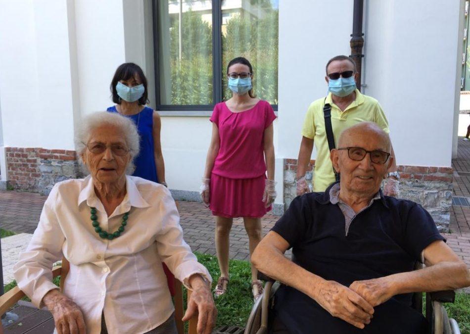 Villaggio Amico riapre ai parenti: visite su appuntamento e procedure per garantire la massima sicurezza