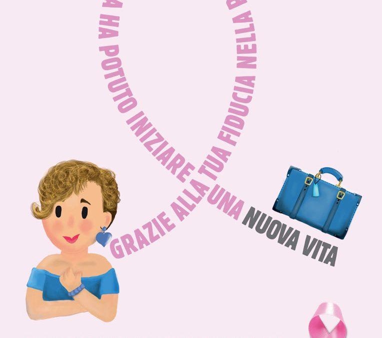 Acqua Group firma la campagna Nastro Rosa AIRC 2020
