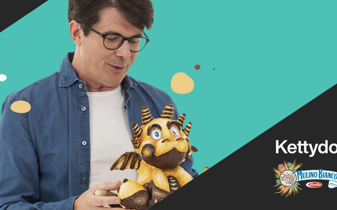 CartAttack: il branded content di Kettydo+ e Mulino Bianco,    con la partecipazione di Giovanni Muciaccia, per comunicare la riciclabilità delle confezioni dei biscotti