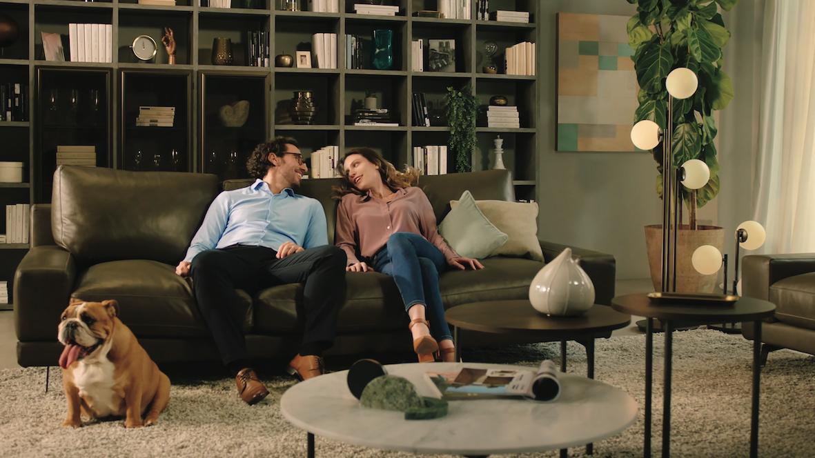 """""""Finalmente a casa"""": Chateau d'Ax racconta la sua filosofiadi total living nella nuova campagna tv"""