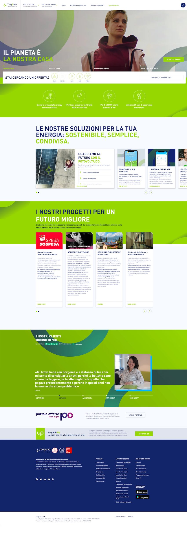 Sorgenia lancia il nuovo sito web: customer experience personalizzata e tecnologia al servizio delle persone