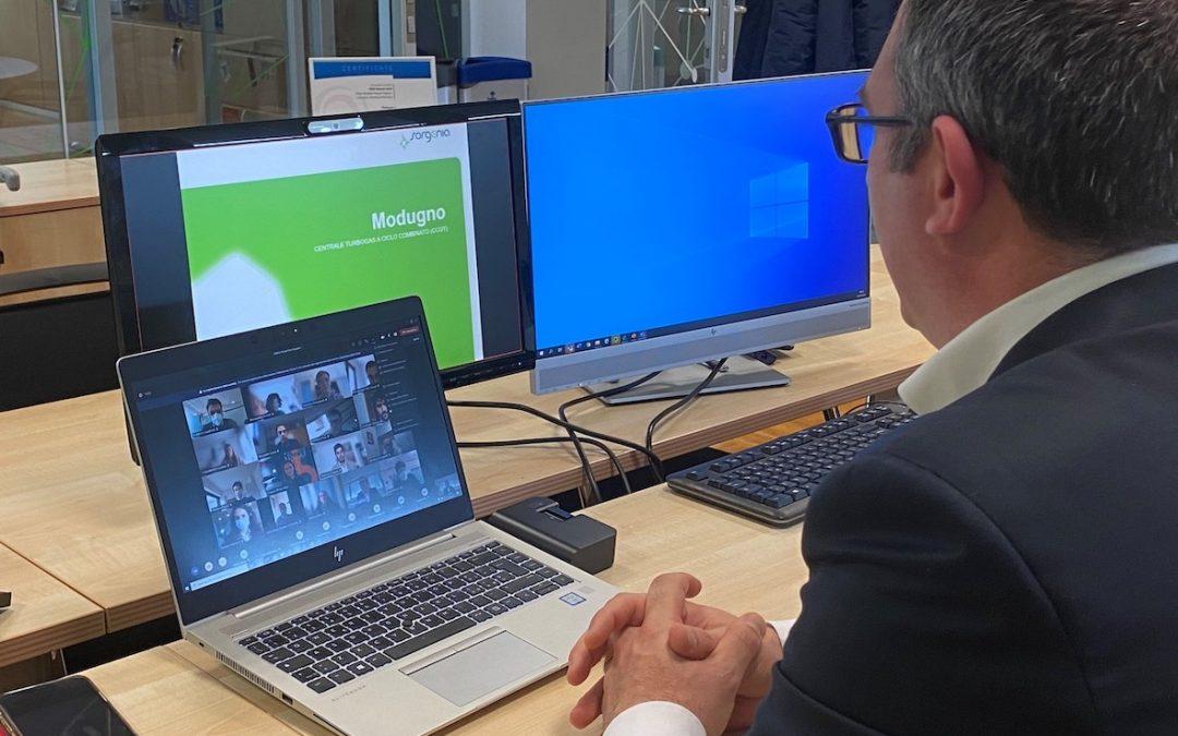 La centrale di Modugno fa scuola al master in Energy Management
