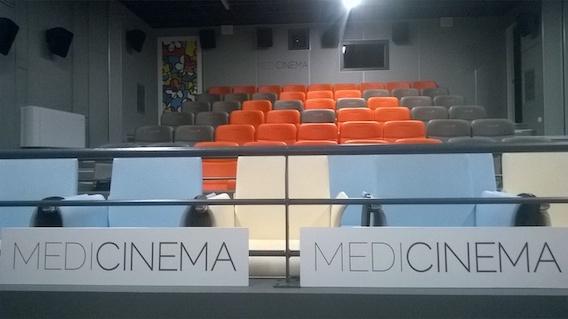 Riapre la sala di MediCinema all'Ospedale Niguarda: il cinema che cura e diverte in estate